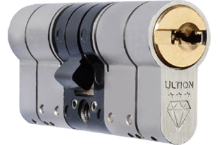 Ultion 3 Star Diamond Sold Secure Lock