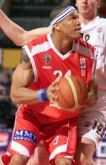 Ruben Garces basketball