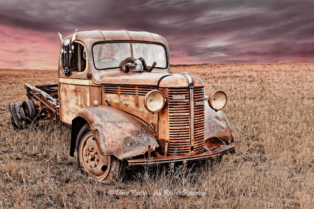 End of the Road by Dave Kemp