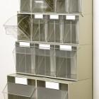 EUROstore Clear XView Tilt Bin / Boxes