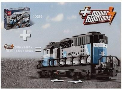 Maersk Train PF