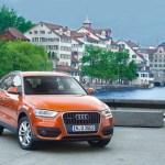 Audi Q3 in Europe