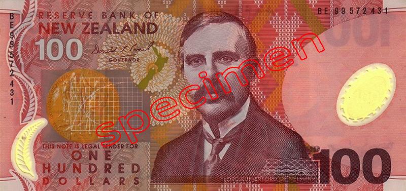 Devises Dollar No Zlandais