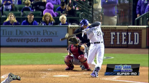 Nolan Arenado 2 HR of Season