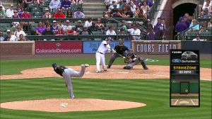 Corey Dickerson Two-Run HR vs Brewers