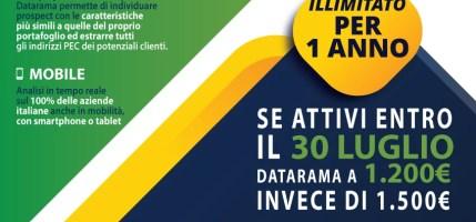 Market Intelligence: DATARAMA in promos until 30 July 2019