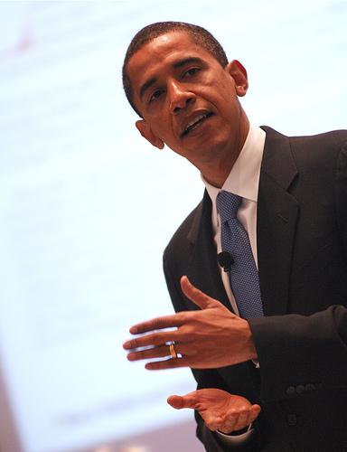 Barack Obama photo by SEIU International