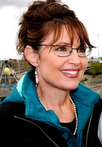 Sarah Palin photo by Thomas Roche