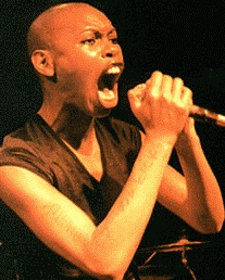 Skunk Anansie live at The Water Rats, London
