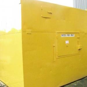 Fuel Safe 18,000 ltr. fuel tank