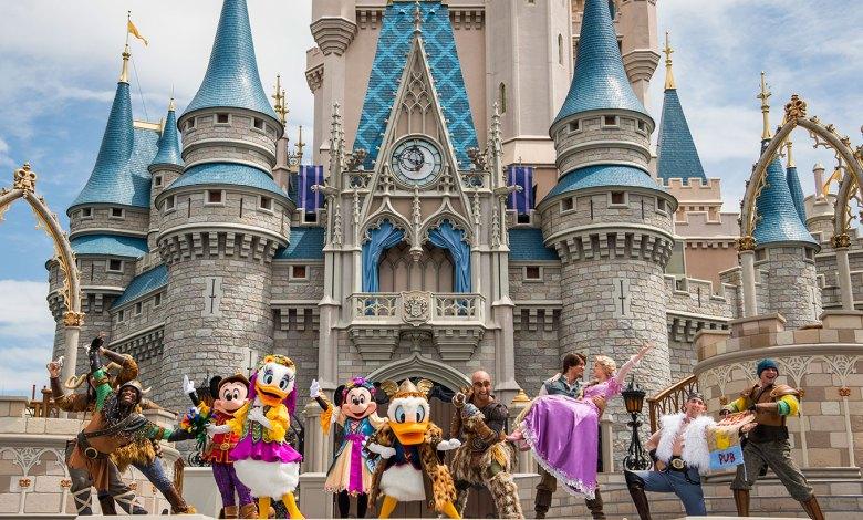 Trabalhar na Disney