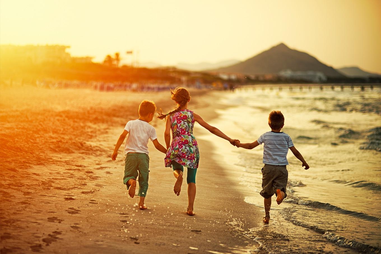 melhores países da Europa para criar filhos