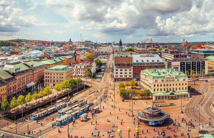 Cidades da Suécia