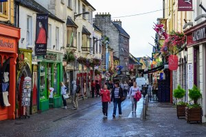 Galway na Irlanda