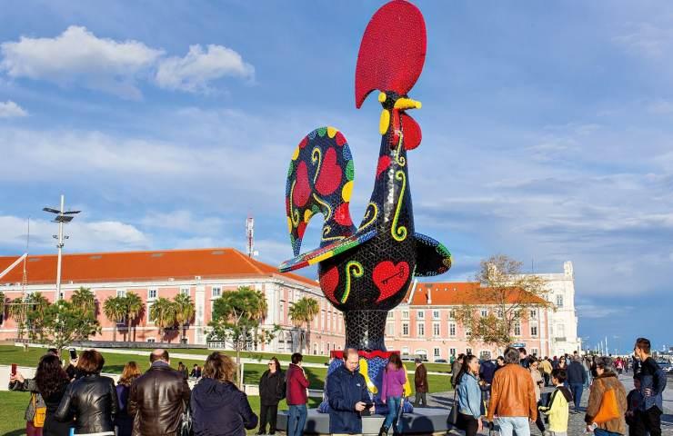 Galo de Barcelos, símbolo de Portugal