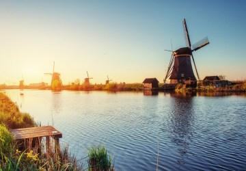 curiosidade sobre a Holanda