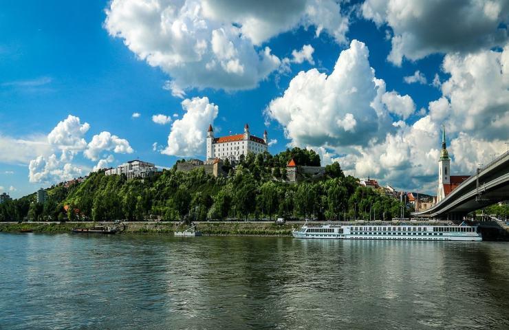 Morar em Bratislava