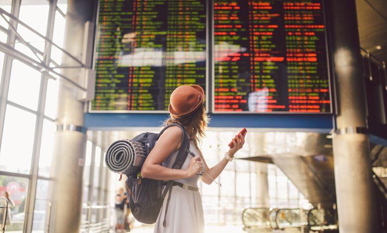 voo cancelado ou atrasado