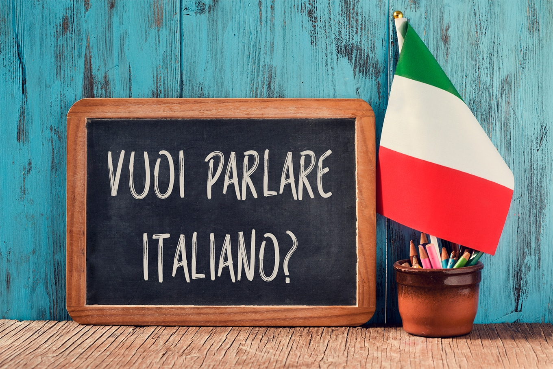 idioma na Italia