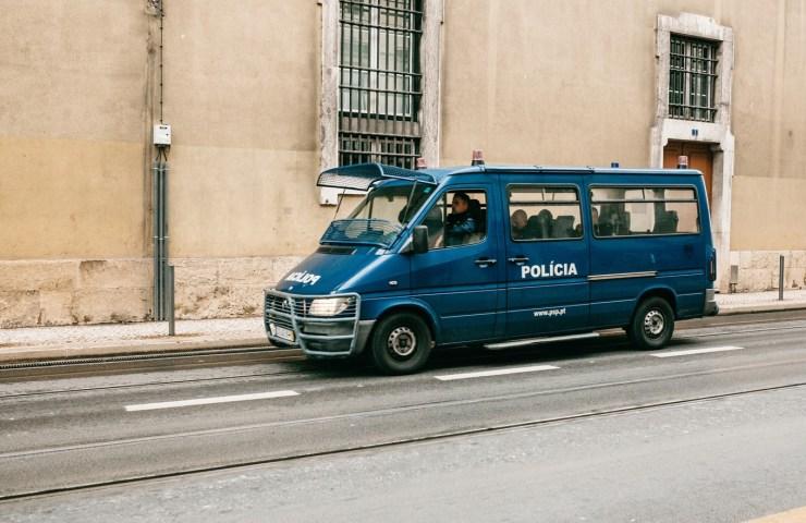 policia de portugal