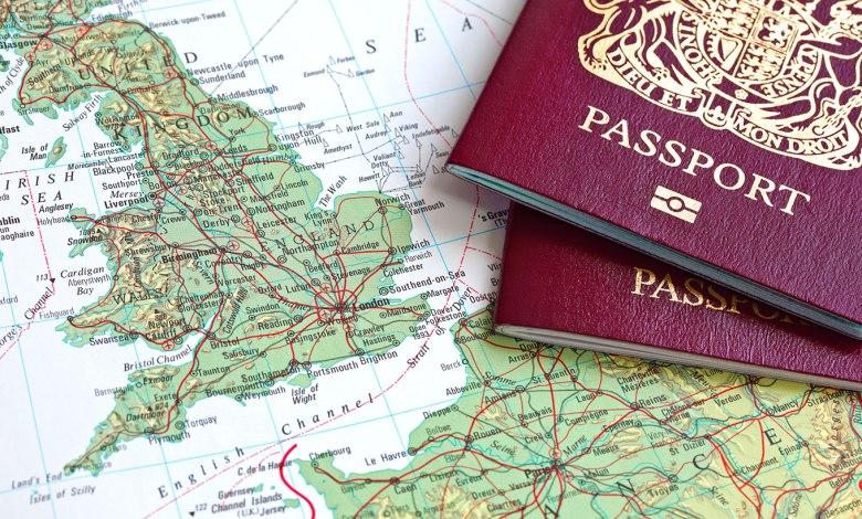 entrada no reino unido para cidadaos europeus