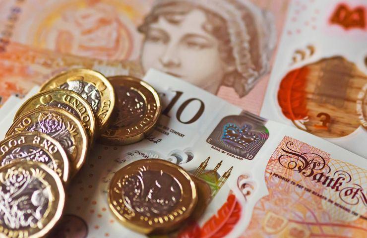 moeda da inglaterra