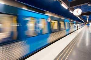 transporte publico na suecia