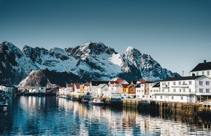 morar na noruega