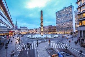 capital da suecia
