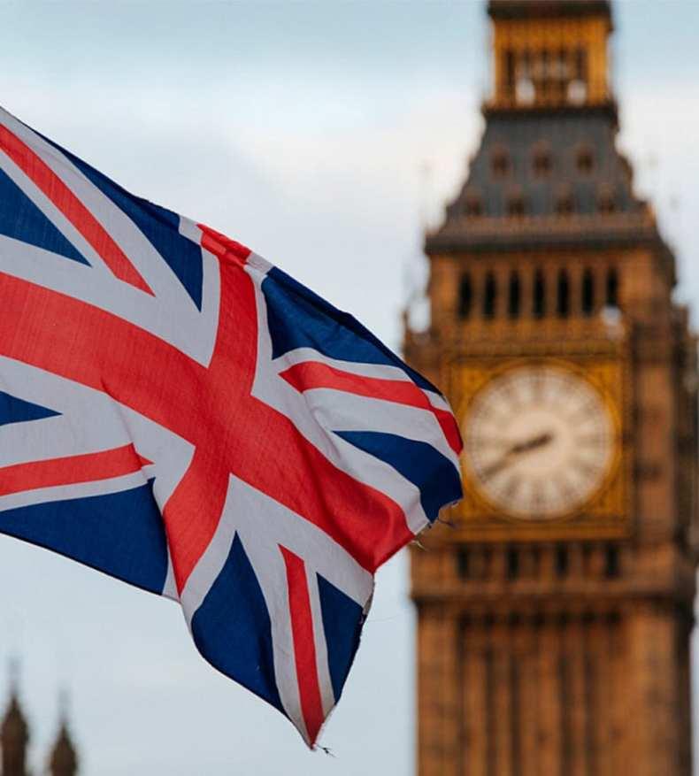 8d9ea30a15 Bandeira do Reino Unido  conheça a sua história e significados
