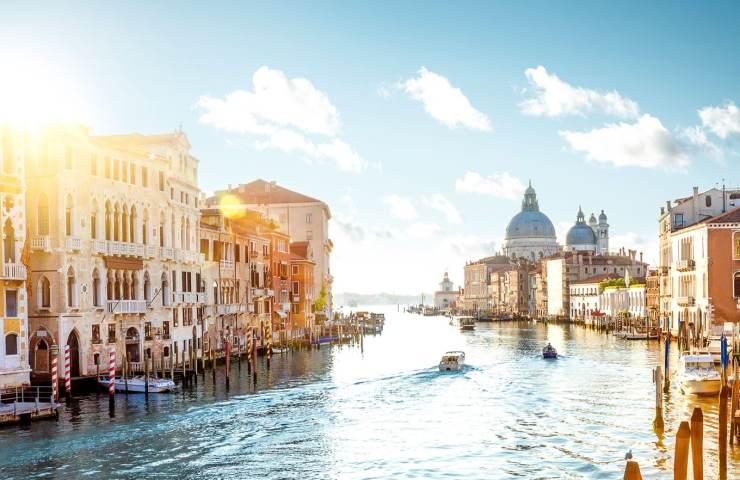clima na italia