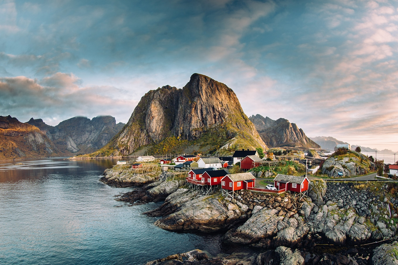 Intercâmbio na Noruega