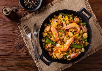 comidas tipicas da Espanha