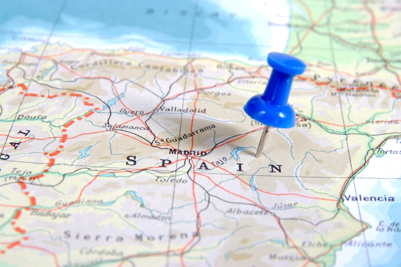 Mapa Da Espanha Conheca As Principais Cidades E Regioes Espanholas