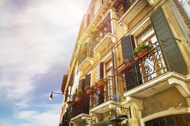 financiamento de casa na Itália
