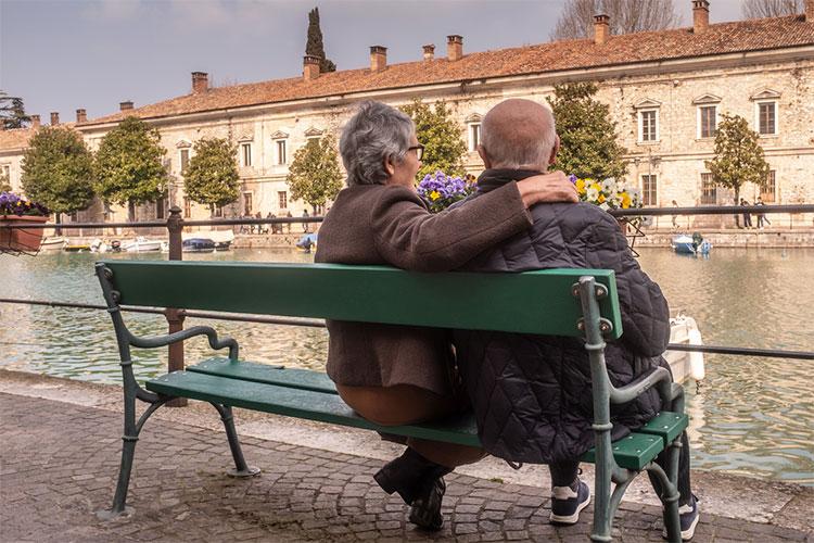 aposentadoria na Itália
