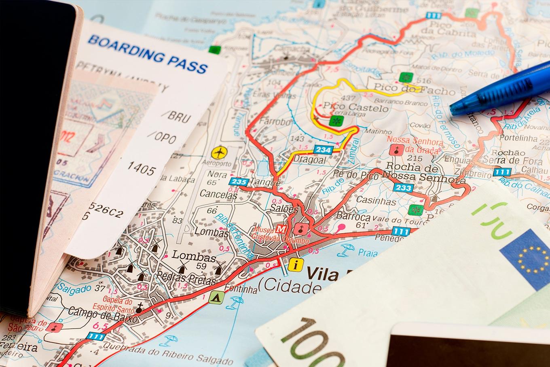 Comprar euro no Brasil ou na Europa