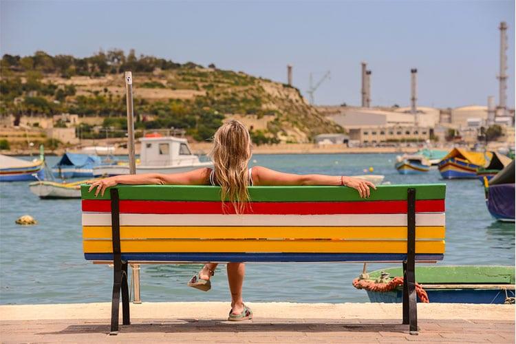 fazer intercâmbio em Malta