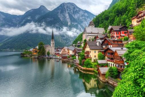 morar e trabalhar na Áustria