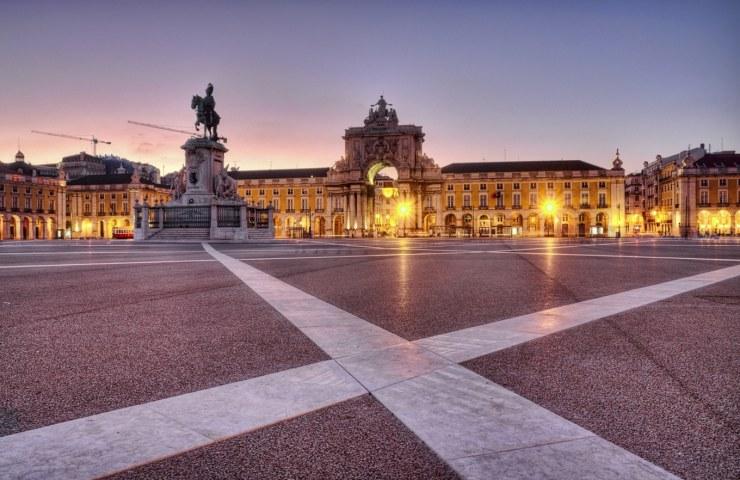 Seguro viagem para Lisboa