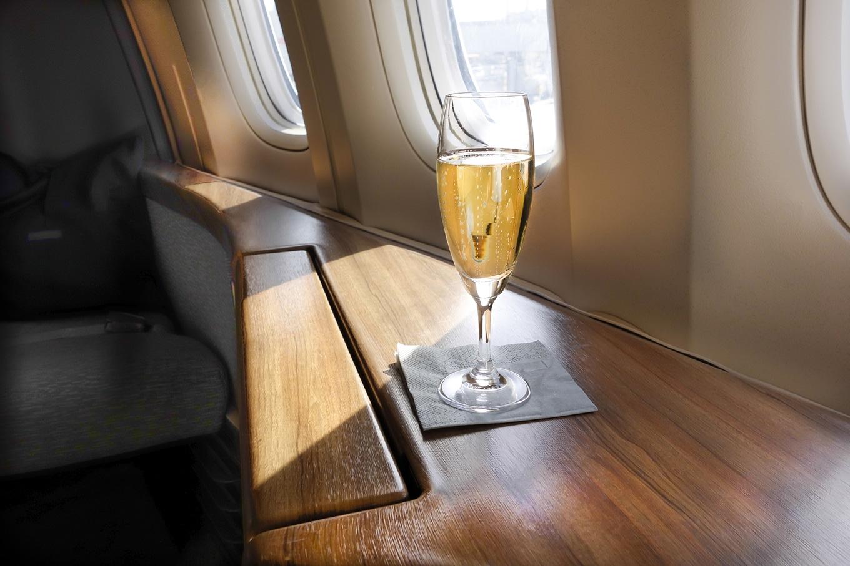 Como conseguir upgrade em voo