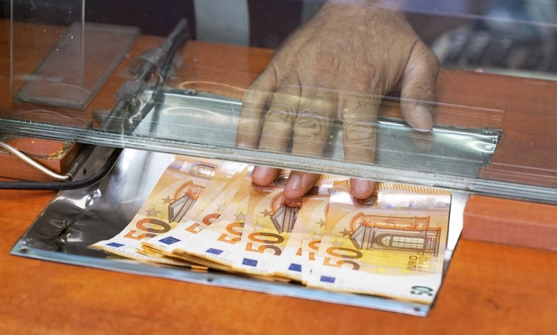 Comprar euro em casa de câmbio