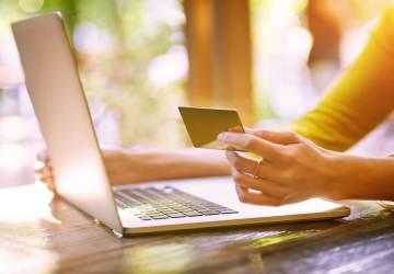 Enviar dinheiro com cartão de crédito