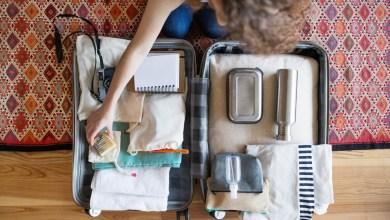 Photo of Método Marie Kondo para arrumar mala: saiba como funciona
