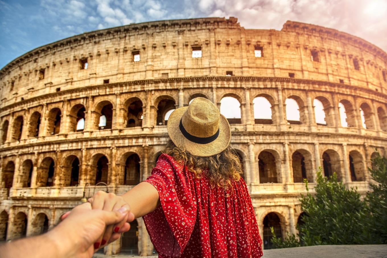 Viajar para a Itália
