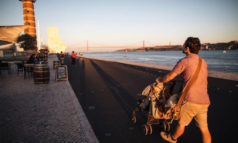mudar para Portugal com a família