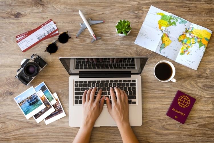 Planejamento de viagem Europa