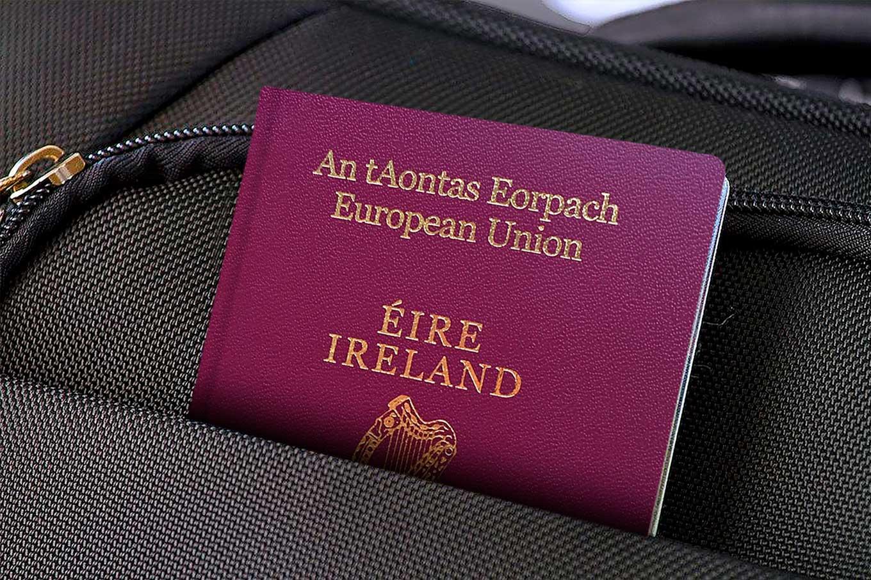 Cidadania Irlandesa