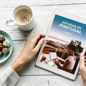 Ebook Estudar em Portugal