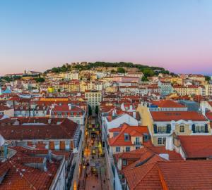 mercado imobiliário no interior de Portugal